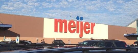 Meijer is one of Lugares favoritos de Kyle.