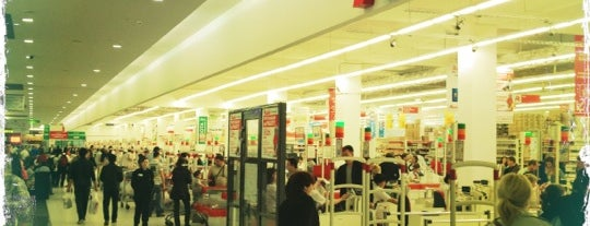 Auchan is one of Locais curtidos por Jano.