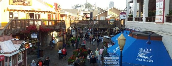 Pier 39 is one of San Francisco, CA Spots.