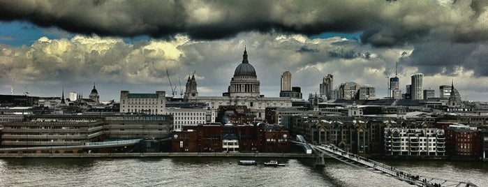Tate Modern Restaurant is one of My London.