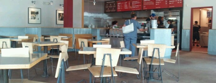 Chipotle Mexican Grill is one of $hit to do.