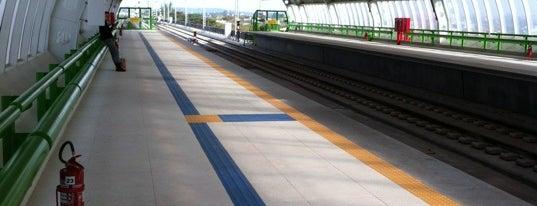 Trensurb - Estação Santo Afonso is one of Estações Trensurb.