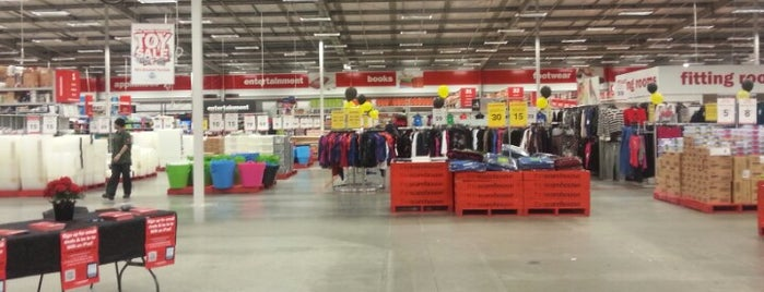 The Warehouse Extra is one of Auckland.