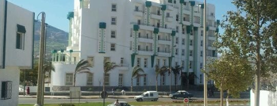 Hotel la Paloma is one of Posti che sono piaciuti a Miranda.