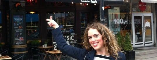 Rosie McGee's is one of Copenhagen.