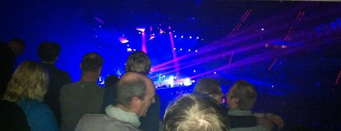 Rotterdam Ahoy is one of Concerts.