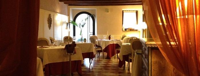 Officina dei Sapori Ristorante di pesce is one of *** Verona Fish & Seafood.