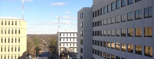 Atlanta Medical Center is one of สถานที่ที่ Antoinette ถูกใจ.