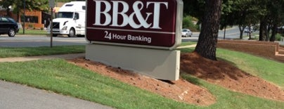 BB&T is one of Lugares favoritos de Lulu.