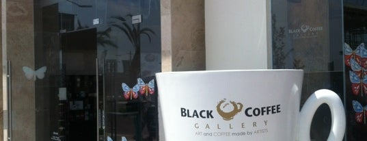 Black Coffee Gallery is one of Jorgeさんのお気に入りスポット.
