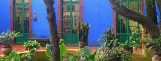 Museo Frida Kahlo is one of Thigs to do in Mexico city.