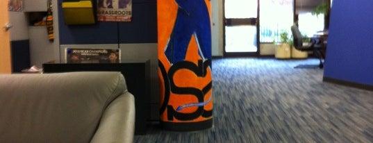 Bryan University Center is one of Blue Devil Days 2012.