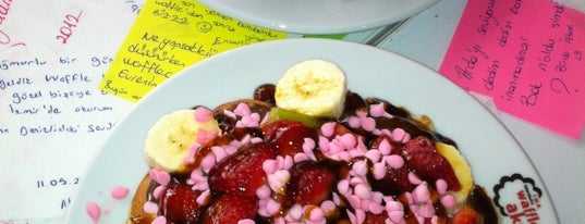 Waffle'cı Akın is one of A local's guide: 48 hours in Izmir.