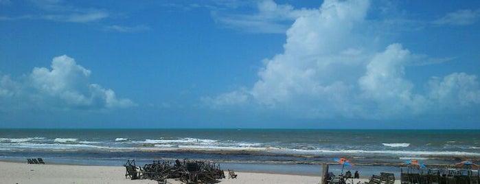 Praia do Futuro is one of Melhores Praias.