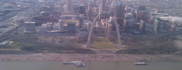 St. Louis Downtown Airport (CPS) is one of internatiınal airport.