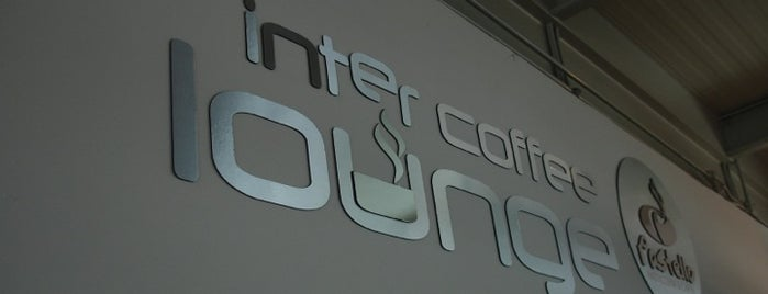 Inter Coffee Lounge By Pastello is one of Gordo.