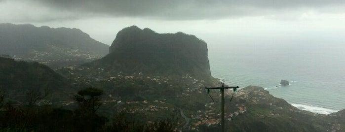 Miradouro da Portela is one of Madeira.