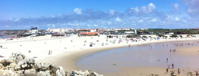 Praia do Baleal Sul is one of portekiz.