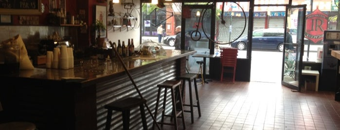 Red Lantern Bicycles is one of Places to eat/drink.