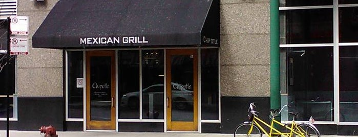 Chipotle Mexican Grill is one of Places I've Tried & Enjoyed ;).