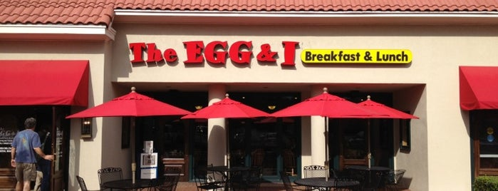 The Egg & I Restaurants is one of Adventures in Dining: USA!.