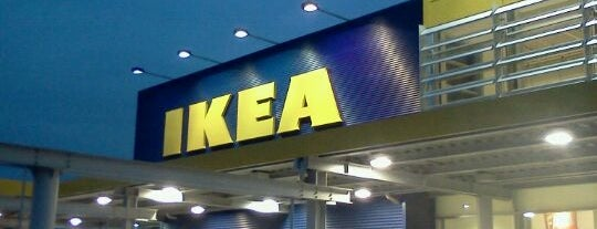 IKEA is one of Locais curtidos por kari.