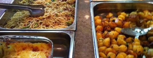 Alfajor Restaurante is one of Pra matar a fome.