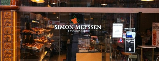 Broodbakker Simon Meyssen is one of Amsterdam.