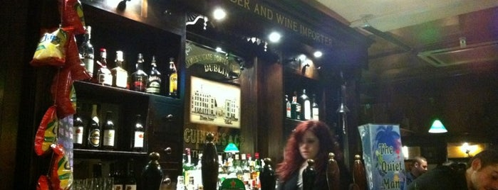 The Quiet Man is one of Bars in Barcelona.