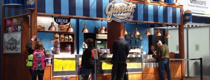 Garrett Popcorn Shops is one of Lianne 님이 좋아한 장소.