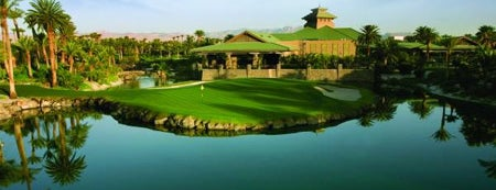Bali Hai Golf Club is one of Lost Wages.