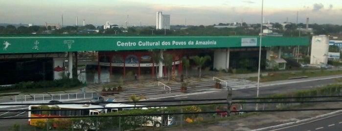 Centro Cultural dos Povos da Amazônia is one of Lieux qui ont plu à Ammy.