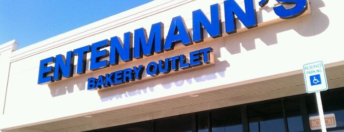 Entenmann's Bakery Outlet is one of More SWEET STUFF.