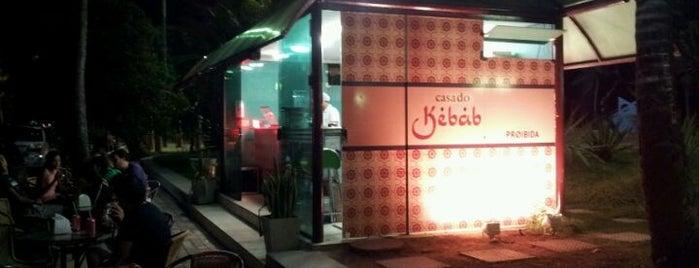 Casa do Kebab is one of Bar e Restaurante a serem conhecidos.