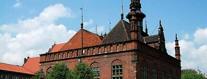 Ratusz Starego Miasta is one of The #AmazingRace 23 travel map.