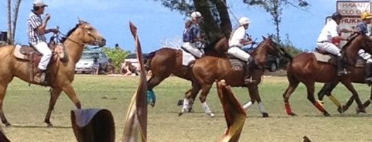 Hawai'i Polo Club is one of Oahu.