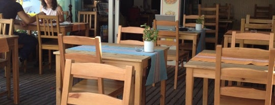 Beppe Pizzeria is one of Cafe + diger restoranlar.