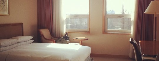 Mayfield Hotel Seoul is one of Lugares favoritos de Seunghyun.