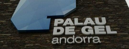 Palau De Gel is one of Andorra.