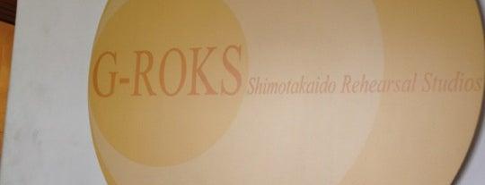 G-ROKS 下高井戸スタジオ is one of Sigeki : понравившиеся места.