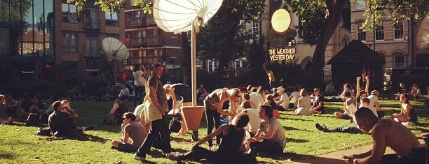 Hoxton Square is one of London, best of.