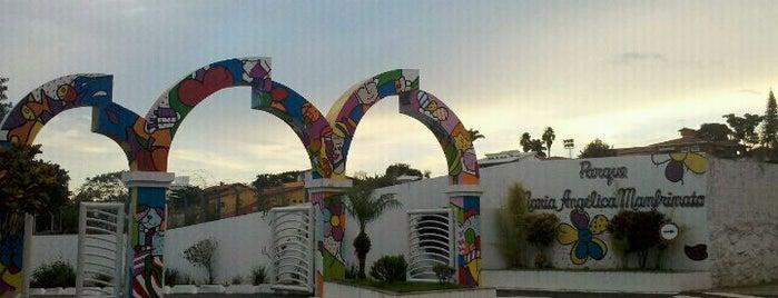Parque Maria Angélica is one of José 님이 좋아한 장소.