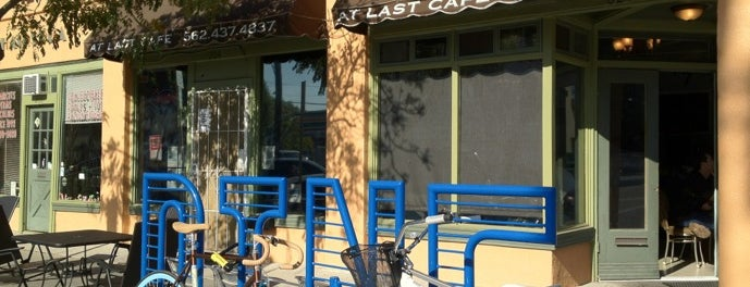At Last Cafe is one of Diners, Drive-Ins, and Dives.