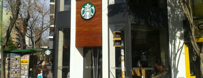 Starbucks is one of Lugares guardados de Karina.