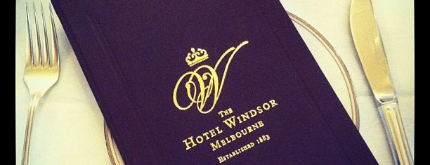 The Hotel Windsor is one of Dave 님이 좋아한 장소.