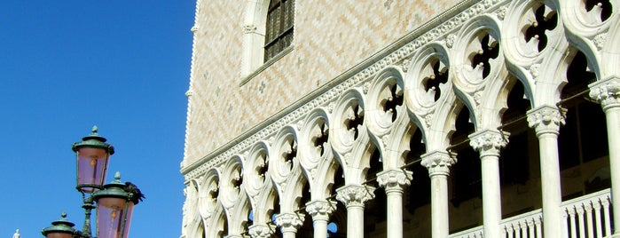 Palazzo Ducale is one of Venezia Essentials.
