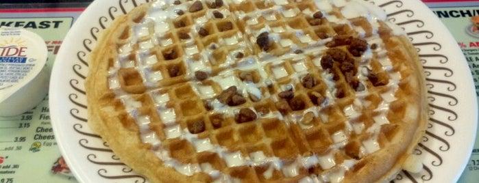 Waffle House is one of Georgia, GA USA.