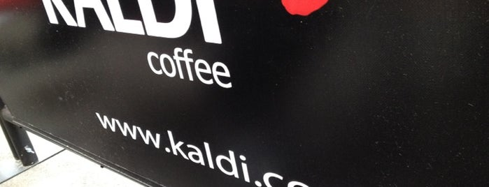 Kaldi Coffee is one of Lieux qui ont plu à Nate.