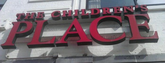 The Children's Place is one of Tempat yang Disukai Mario.