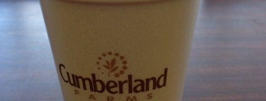 Cumberland Farms is one of สถานที่ที่บันทึกไว้ของ Brandon.
